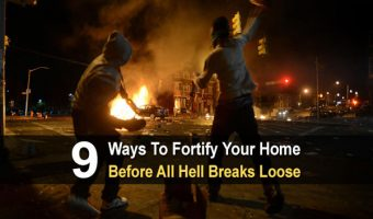9 Ways To Fortify Your Home Before All Hell Breaks Loose