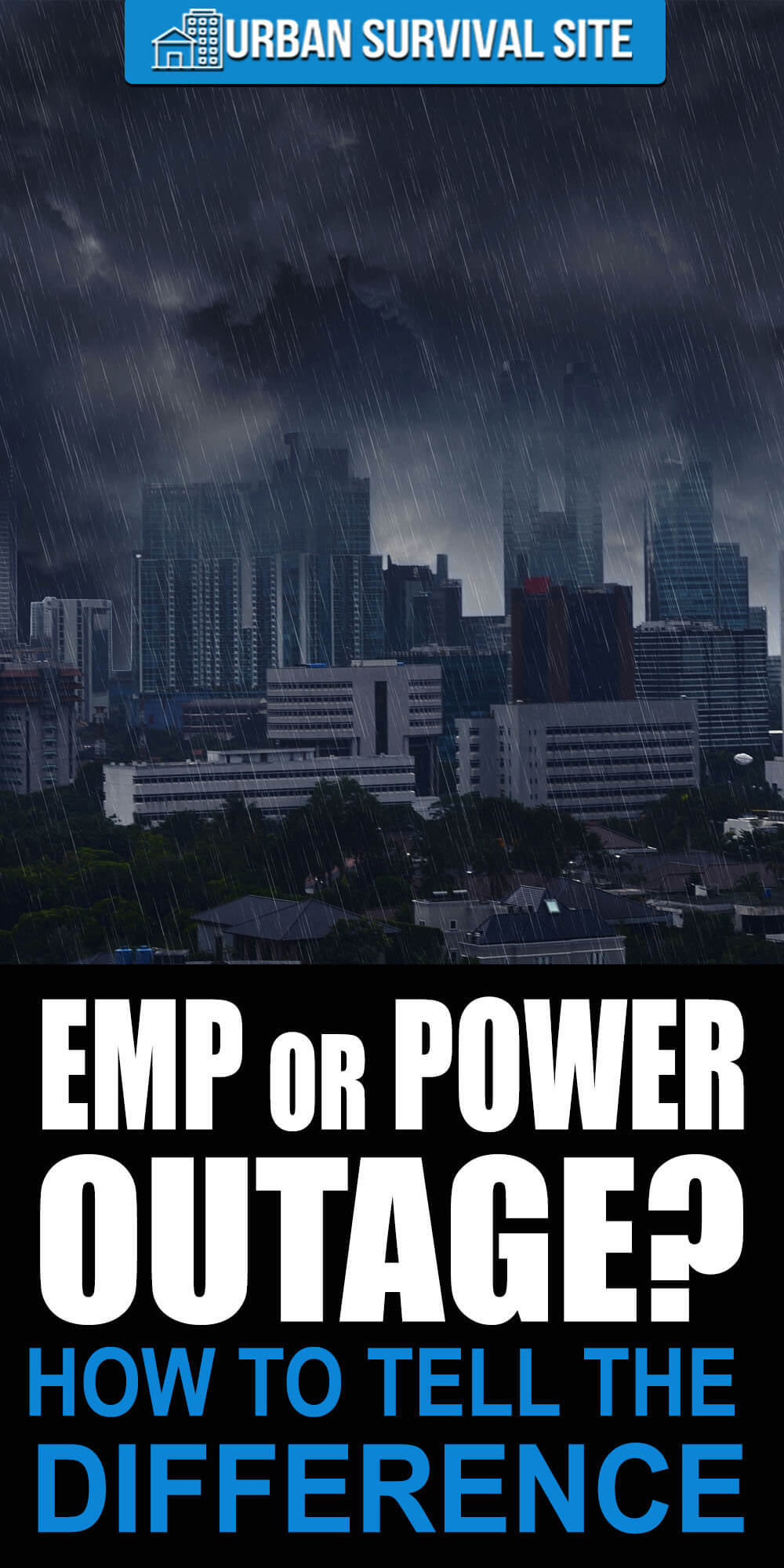 EMP or Power Outage? How to Tell the Difference