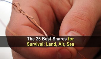 The 26 Best Snares for Survival: Land, Air, Sea