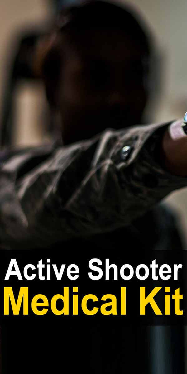 Active Shooter Medical Kit