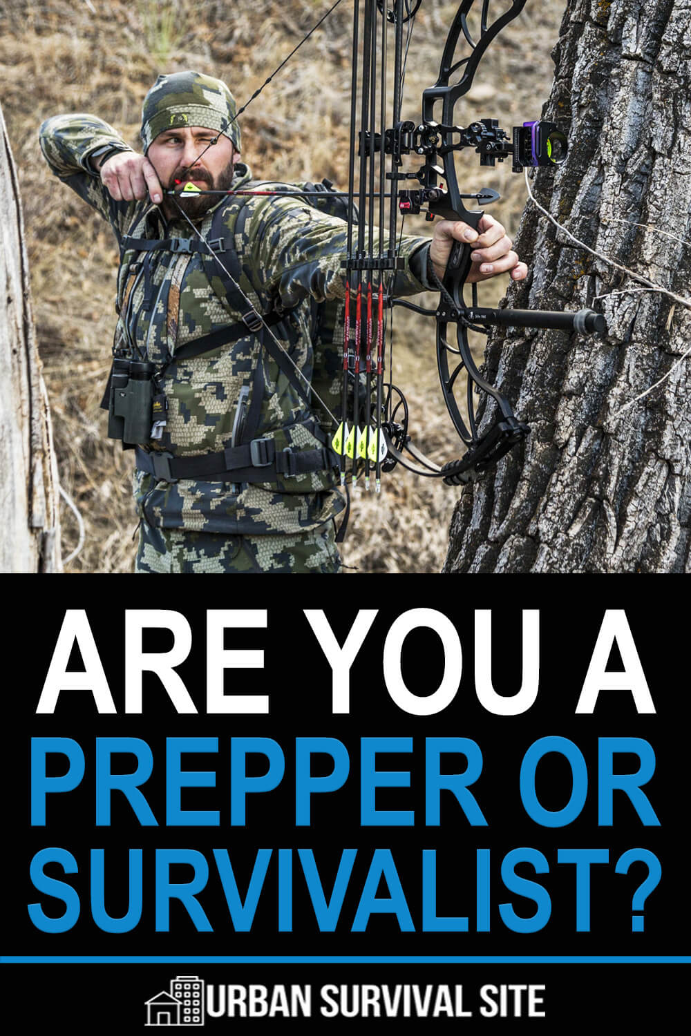 Are You A Prepper Or Survivalist?