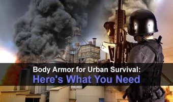 Body Armor for Urban Survival: Here's What You Need