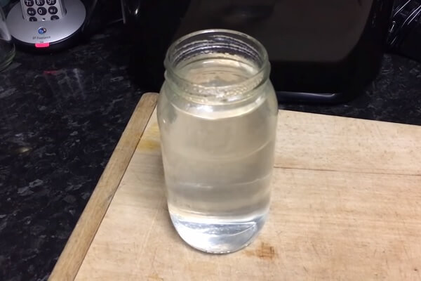 Boiling Water in a Jar
