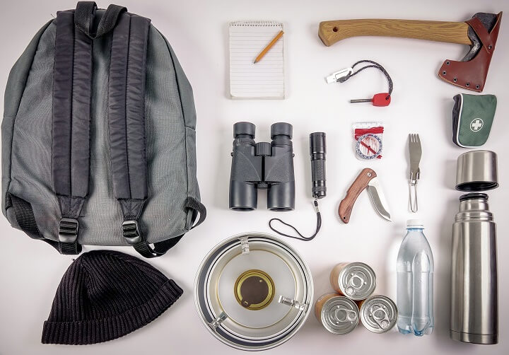 Bug Out Bag Items