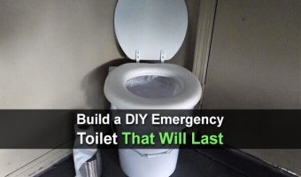 Build a DIY Emergency Toilet That Will Last