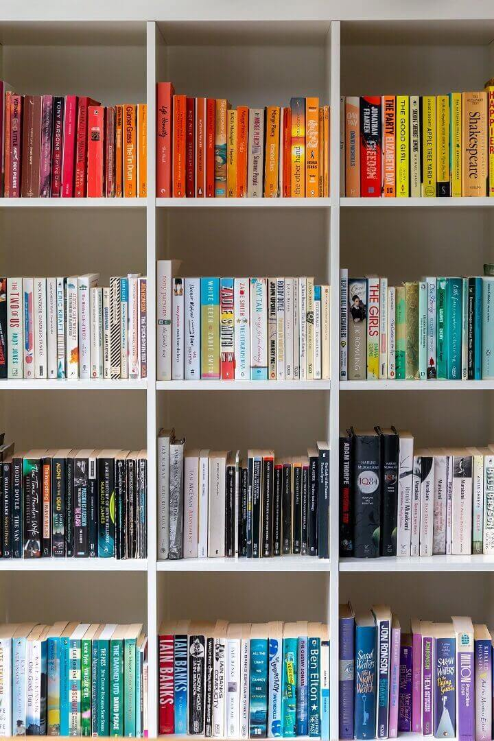 Building a Library at Home