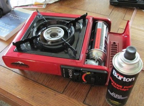 Camp Chef Butane Stove