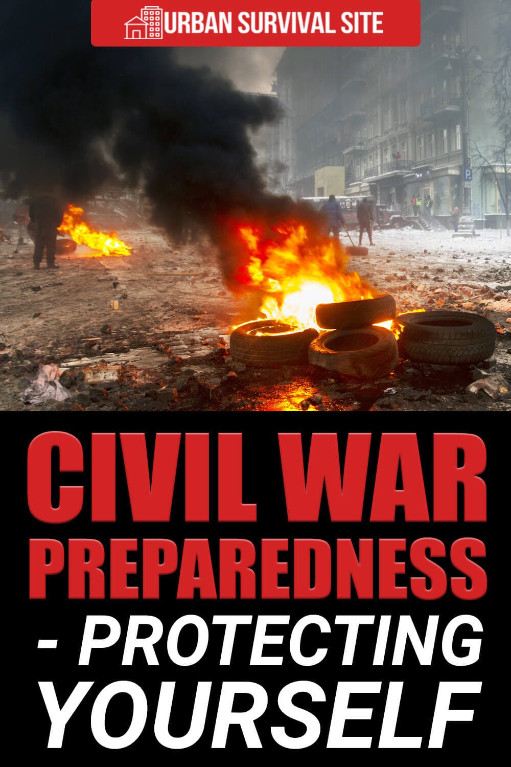 Civil War Preparedness - Part 3: Protecting Yourself