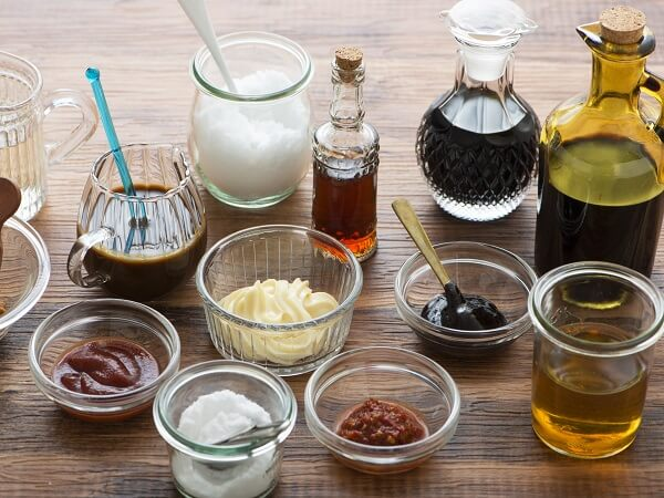 Condiments and Ingredients