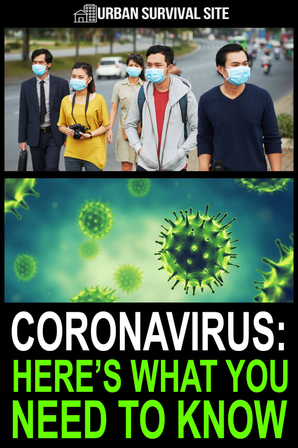 Coronavirus: Here's What You Need To Know