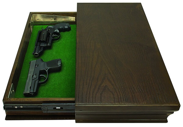 Covert Cabinets Wall Shelf | Secret Gun Safes