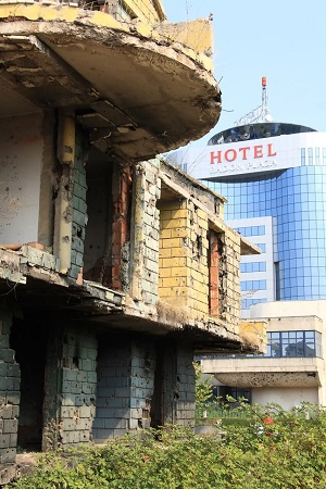 Damaged Hotels