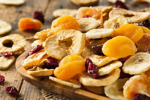 Dried Fruit | Survival Recipes