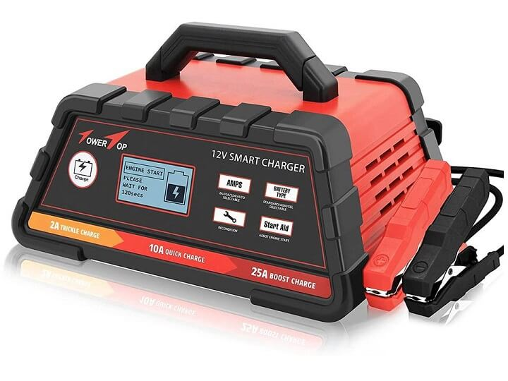 Electric Battery Charger