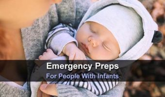 Emergency Preps for People With Infants