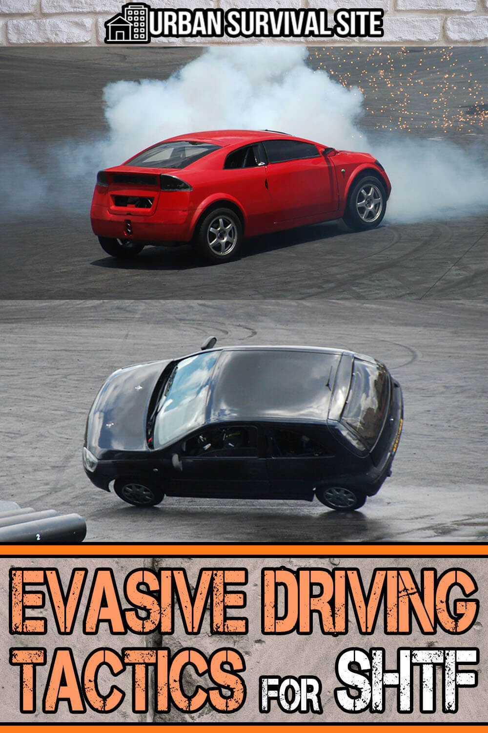 Evasive Driving Tactics for SHTF
