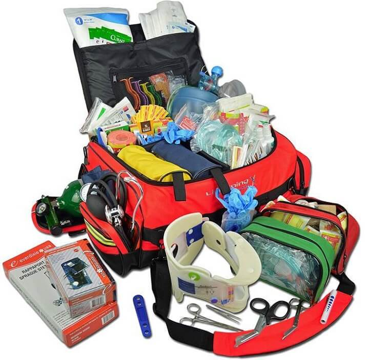 Expedition Level First Aid Kit
