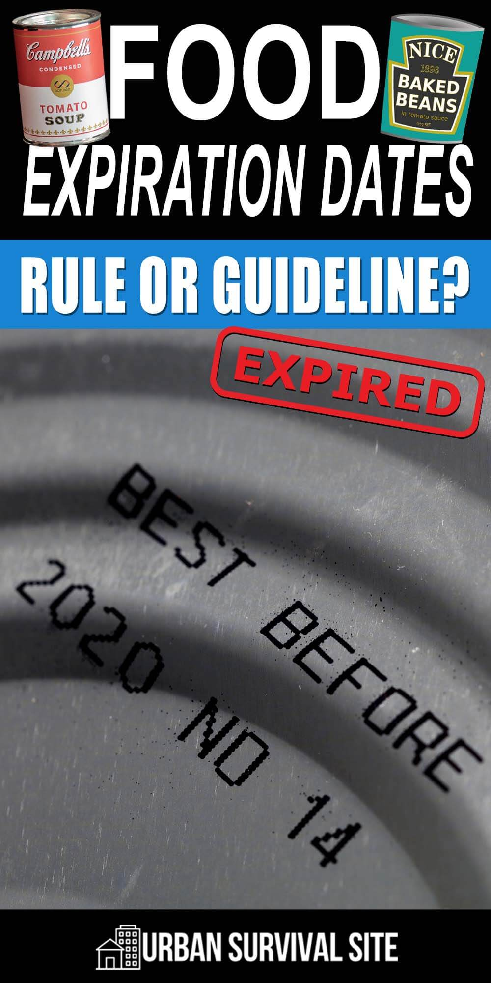 Food Expiration Dates - Rule Or Guideline?