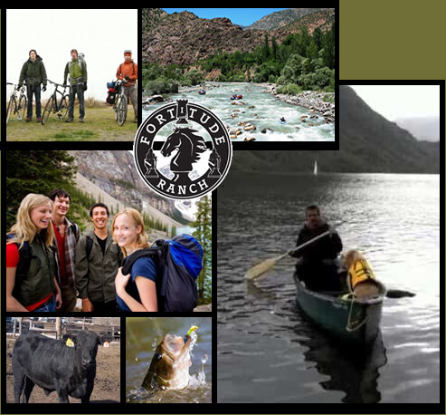 Fortitude Ranch Collage 2