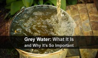 Grey Water: What It Is and Why It's So Important