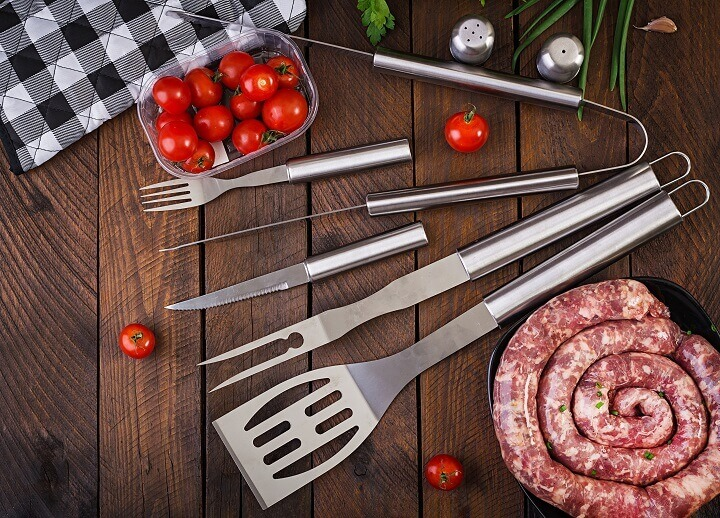 Grill Cooking Utensils