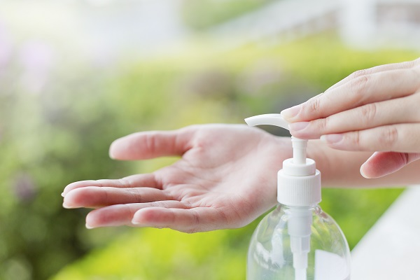 Hand Sanitizer | Most Overlooked Items for SHTF