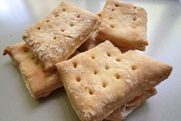 Hardtack | Survival Recipes