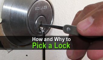 How and Why to Pick a Lock