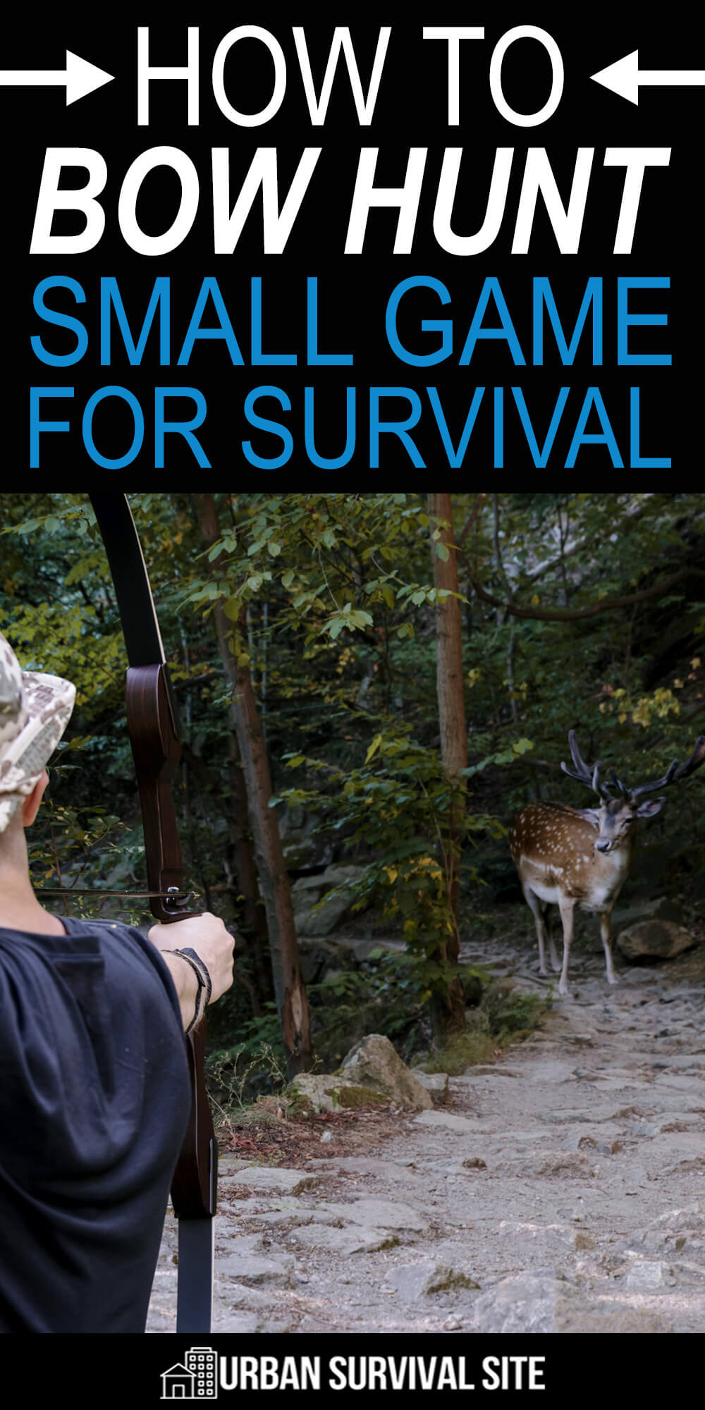 How to Bow Hunt Small Game for Survival