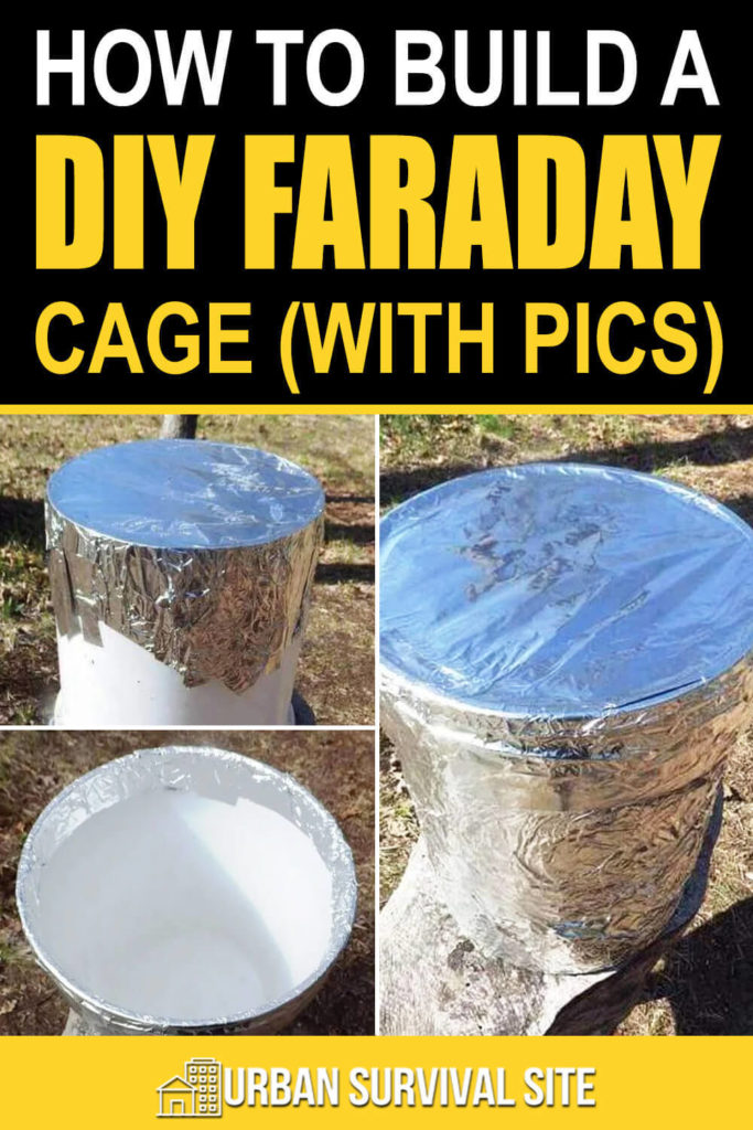 How to Build A DIY Faraday Cage (With Pictures)