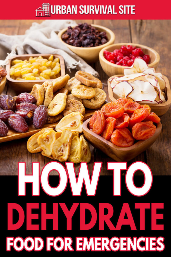 How to Dehydrate Food for Emergencies