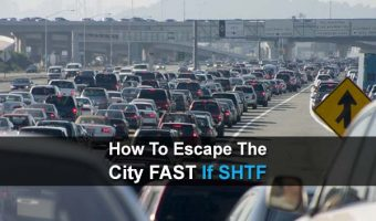 How To Escape The City FAST If SHTF