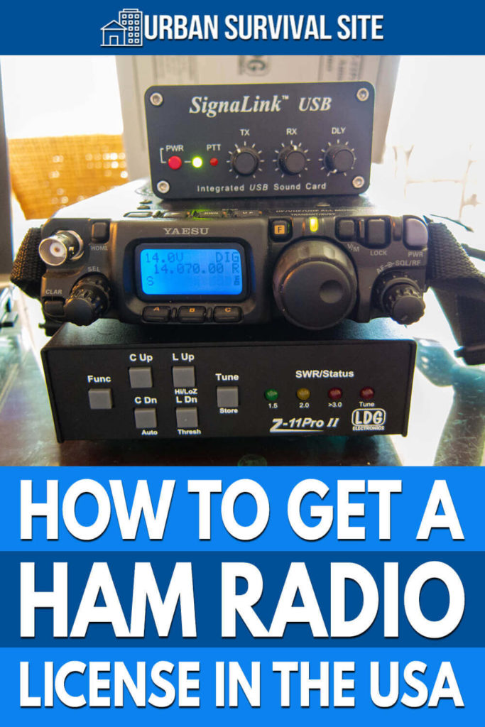 How to Get a Ham Radio License in the USA