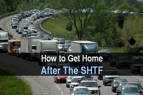 How to Get Home After the SHTF