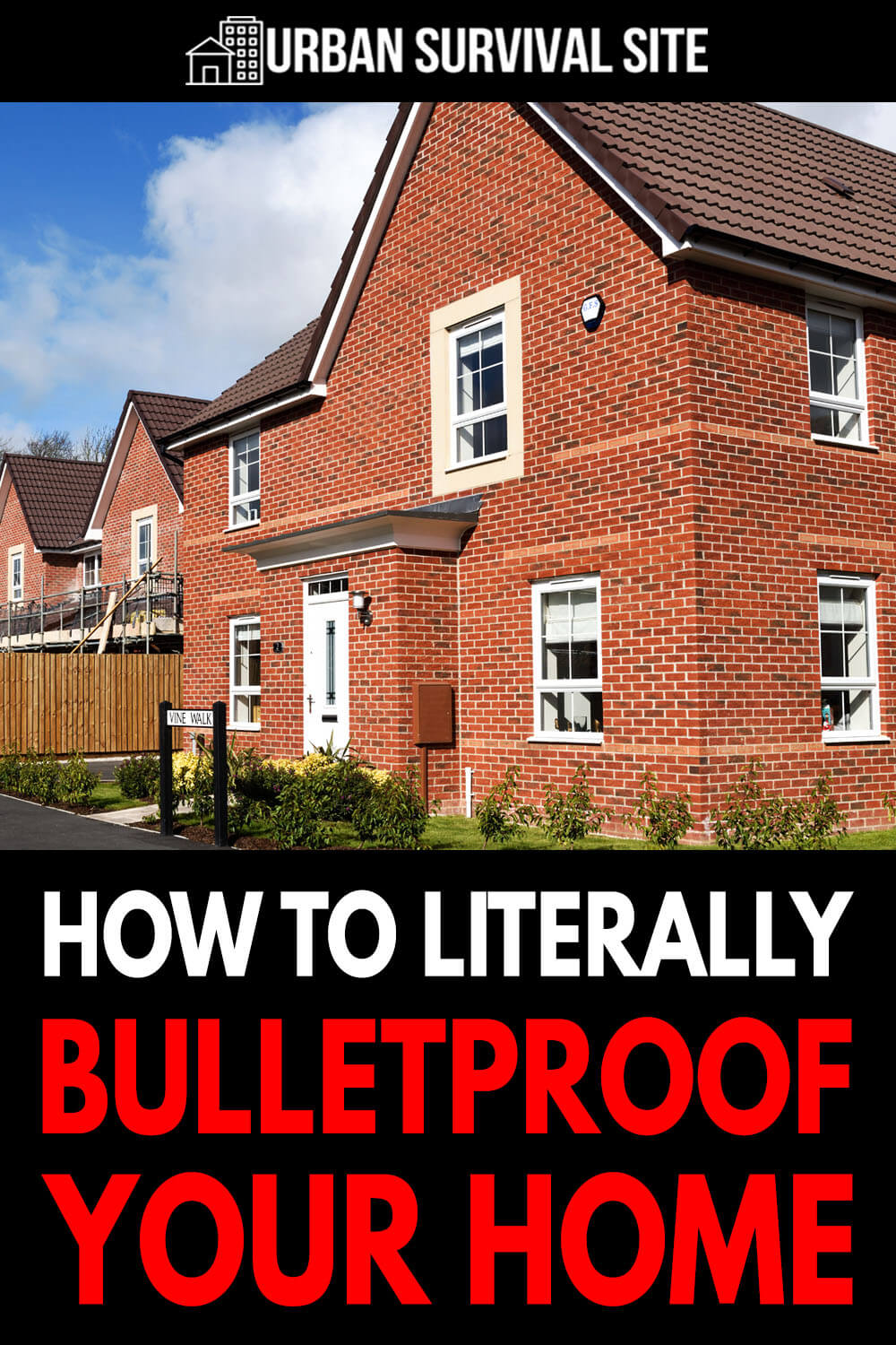 How To Literally Bulletproof Your Home