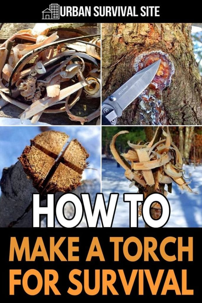 How to Make a Torch for Survival