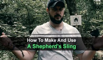 How To Make And Use A Shepherd's Sling