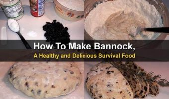 How to Make Bannock, A Healthy and Delicious Survival Food