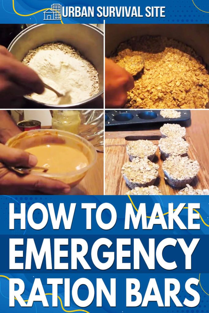 How To Make Emergency Ration Bars