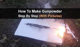 How to Make Gunpowder Step by Step (With Pics)