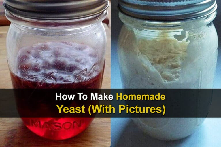 How To Make Homemade Yeast (With Pictures)