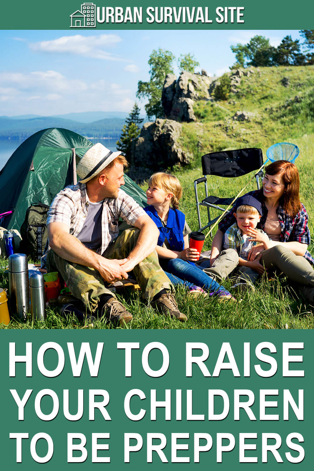 How to Raise Your Children to Be Preppers
