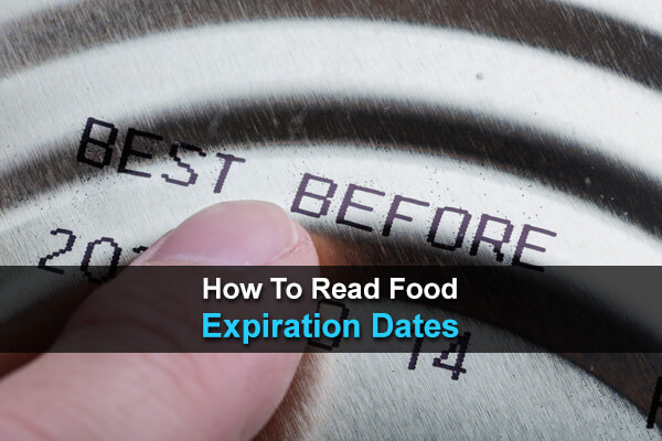 How To Read Food Expiration Dates