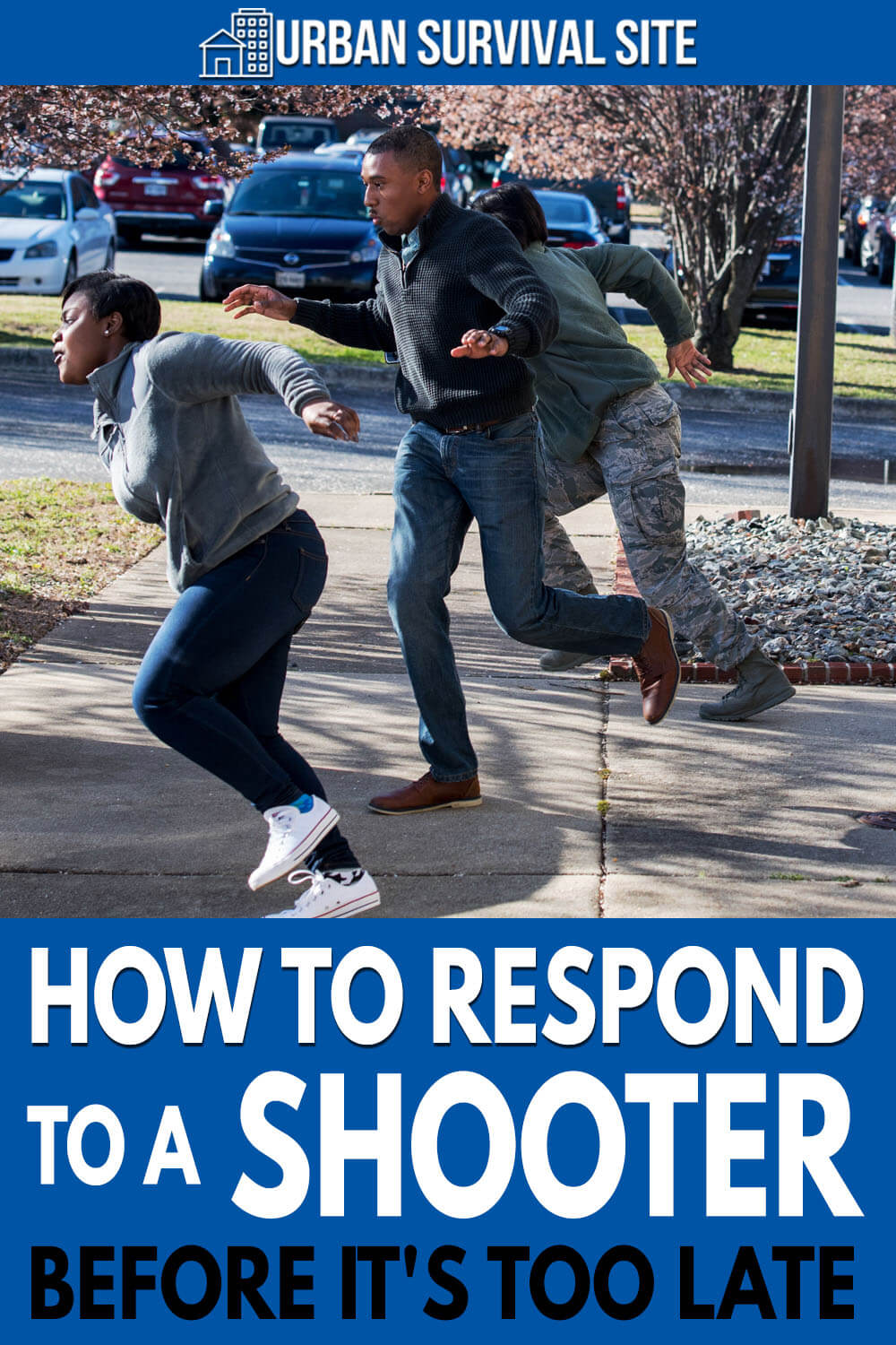 How to Respond to a Shooter Before It's Too Late