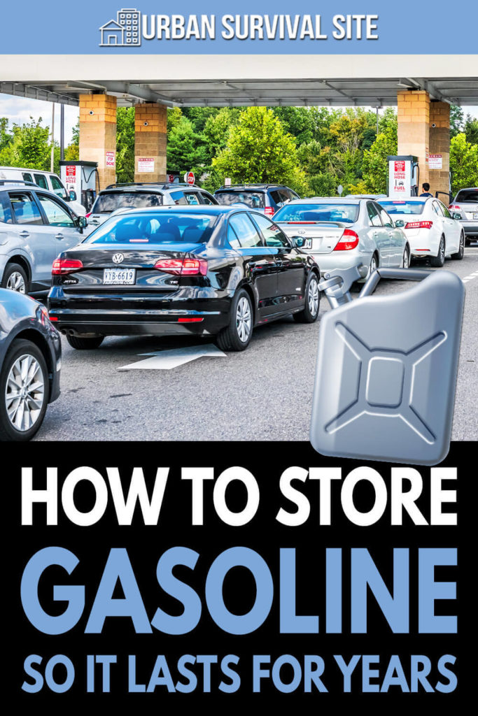 How To Store Gasoline So It Lasts for Years