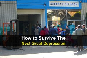 How to Survive The Next Great Depression