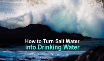 How To Turn Salt Water Into Drinking Water
