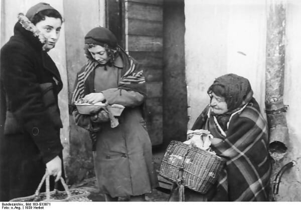 Jewish Women in Occupied Lublin