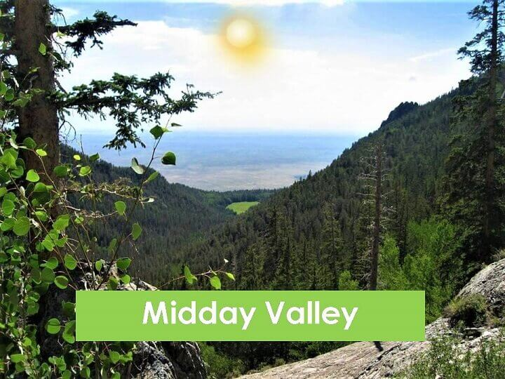 Midday Valley