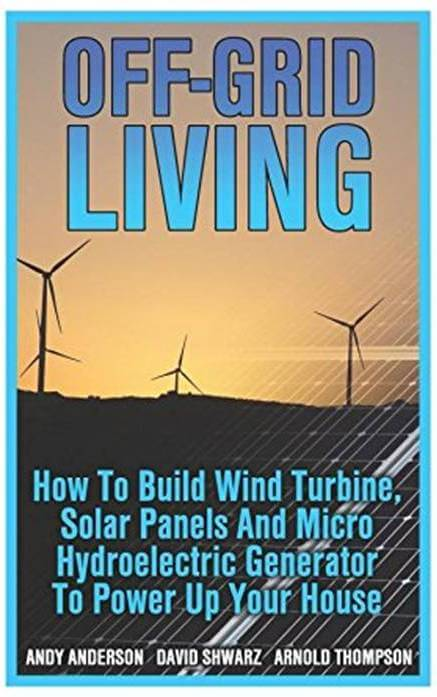 Off Grid Living Book